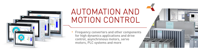 Automation and motion control