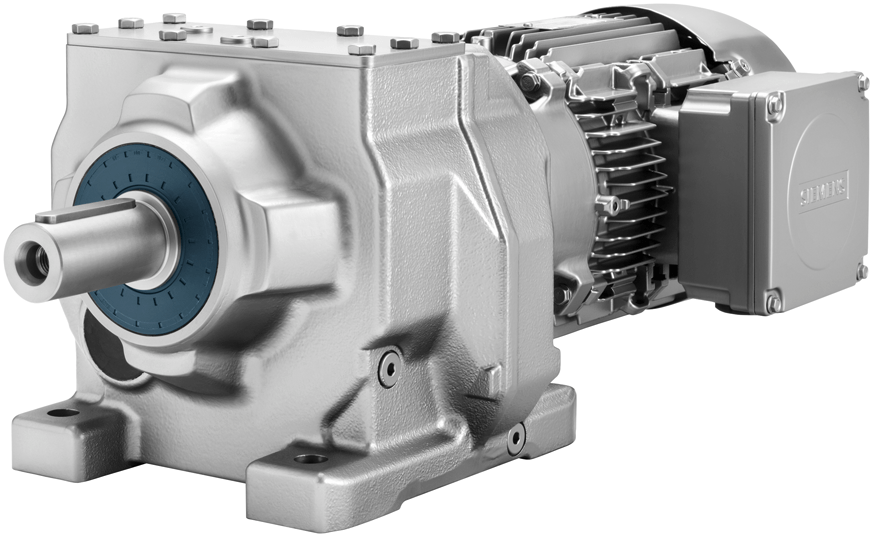 Siemens/Flender compact electric gearboxes - Elektromotory cz
