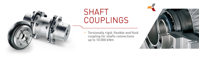Shaft couplings